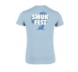 Årets T-shirt herre sky blue