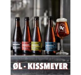 Ølsmagning - Kissmeyer