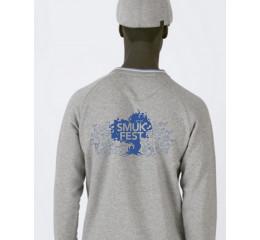 Grå sweatshirt 2017
