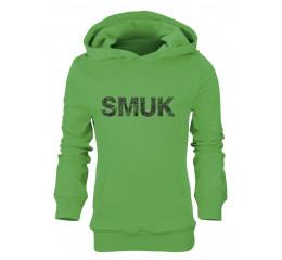 Grøn sweatshirt børn
