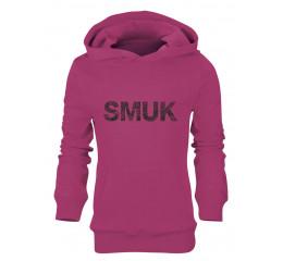 Pink sweatshirt til børn