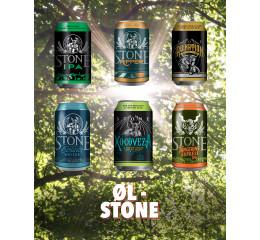 Ølsmagning - Stone