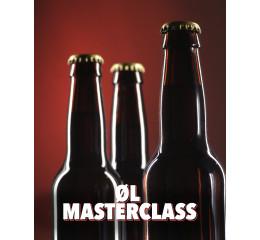 Ølsmagning - Masterclass